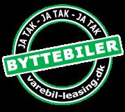 Varebil leasing nummerplader
